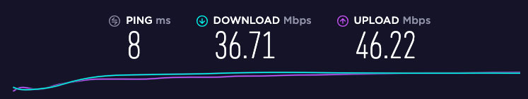 Test Speed Without VPN