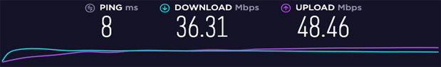 Speed Test Without VPN